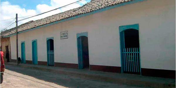 Casa de la famila Arauz