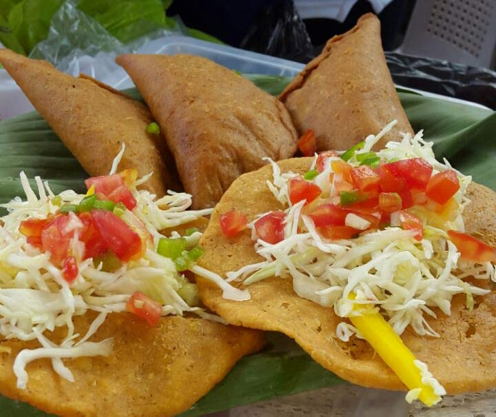 Gastronomía-Nicaragua-Enchiladas