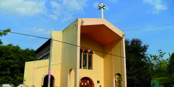 Iglesia Parroquial de Condega