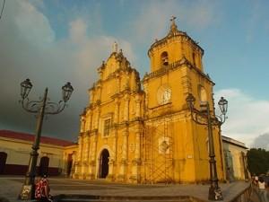 Iglesia La Recoleccion