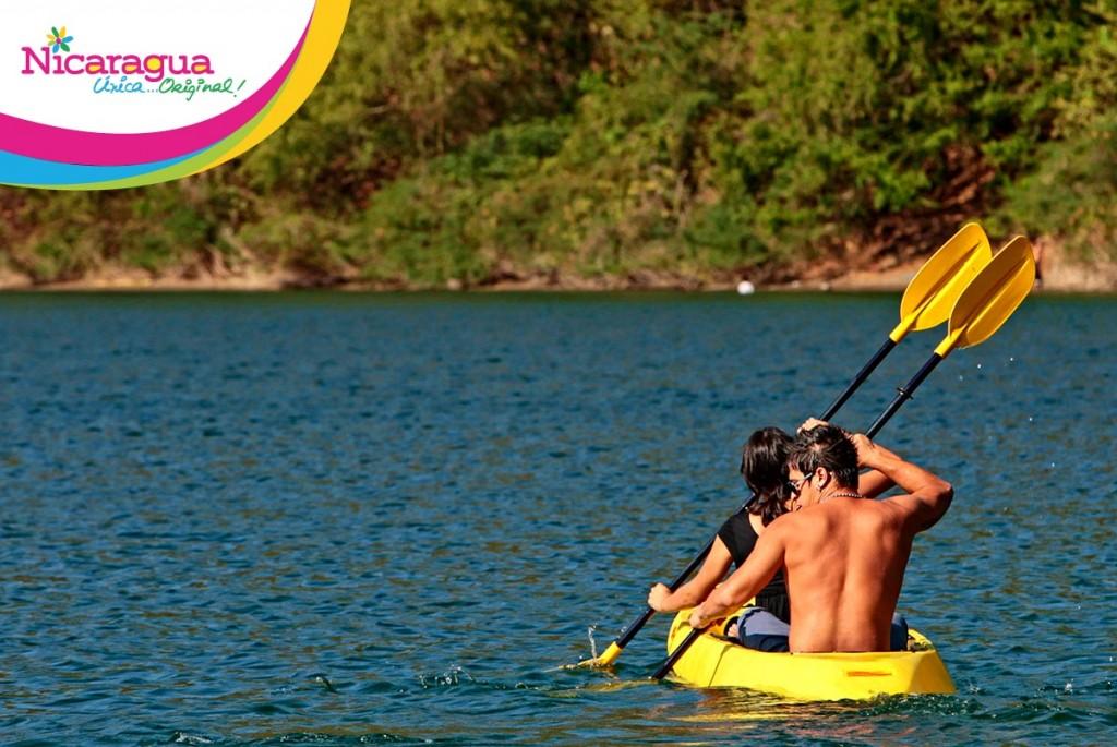 Kayak Rio San Juan