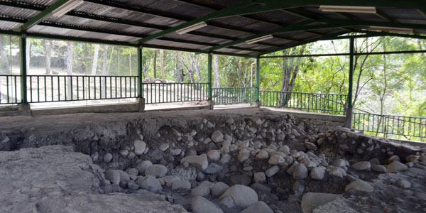 Parque Paleontologico El Bosque