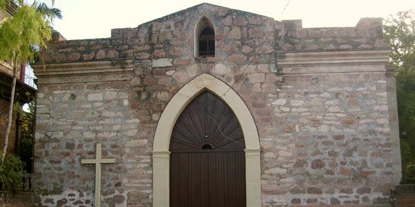 Parroquia La Santisima Trinidad de Pueblo Nuevo