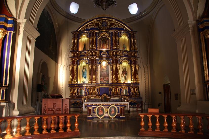 Altar Mayor - Parroquia de Santa Ana