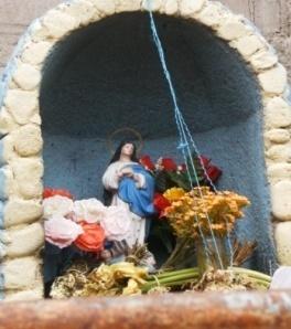 Santuario de la virgen de Cacauli