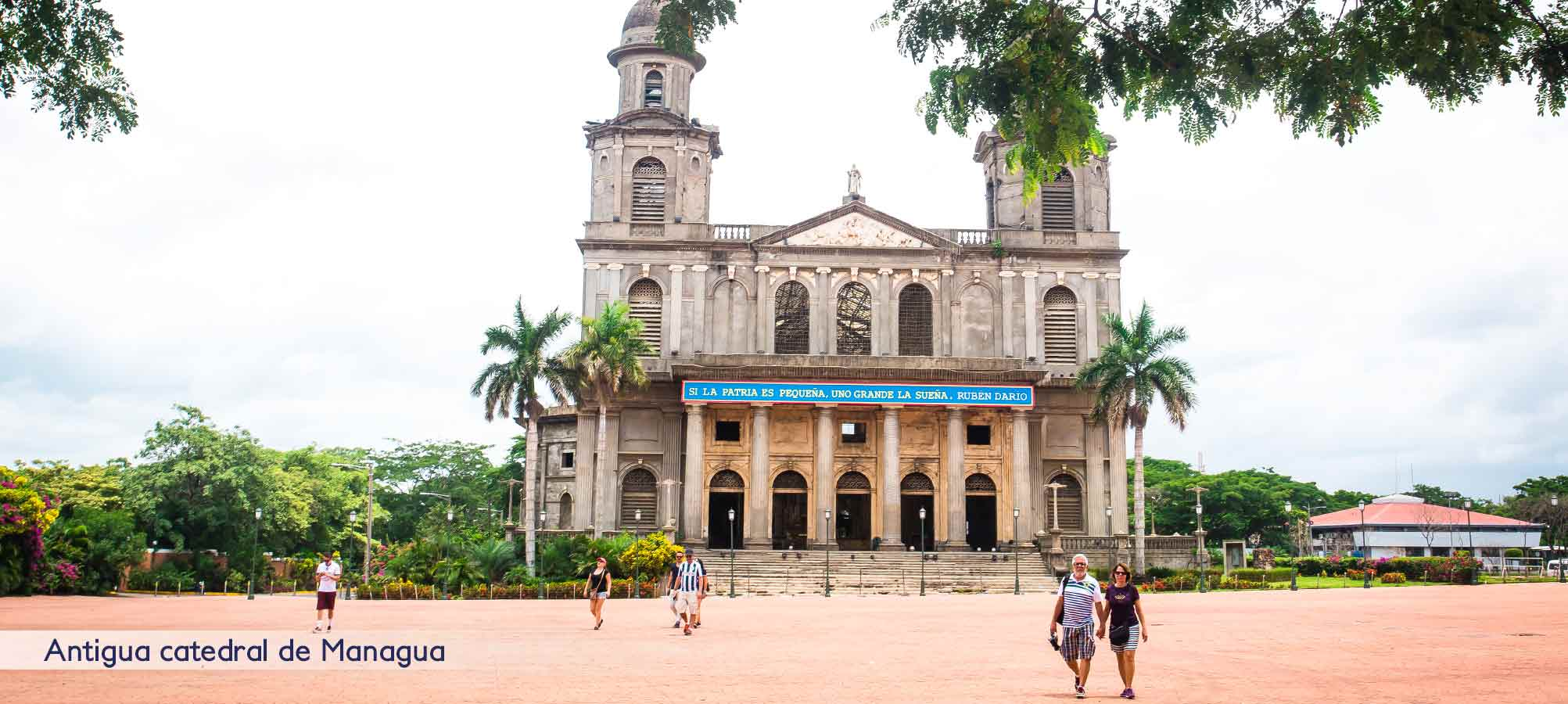 Antigua Catedral, Managua