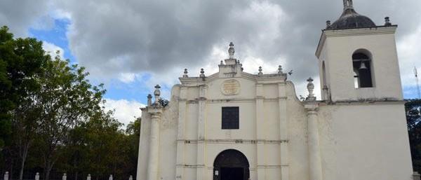 La Iglesia Parroquial Santiago