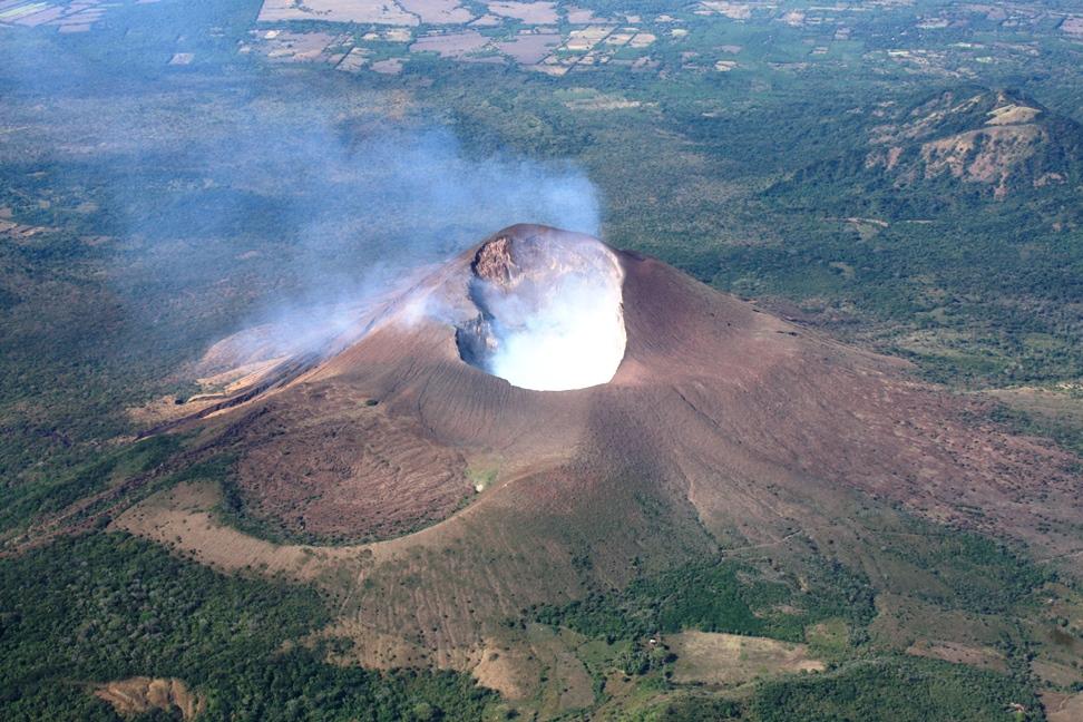 Volcán Telica