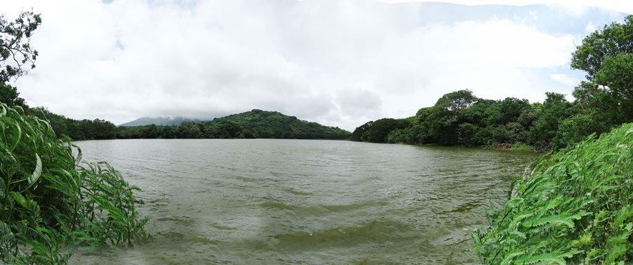 Charco Verde Laguna