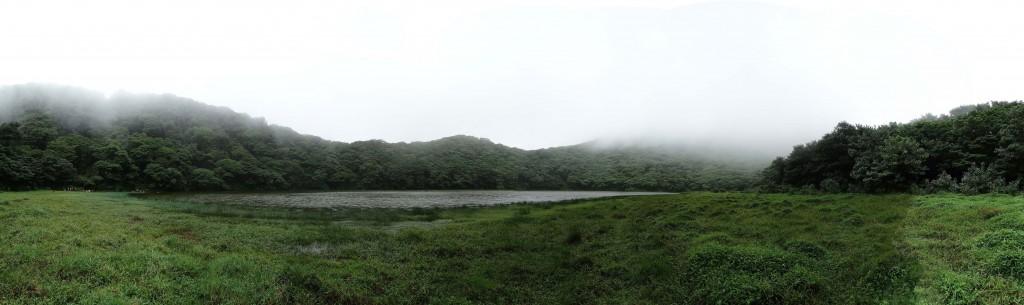 Laguna del Volcán Maderas