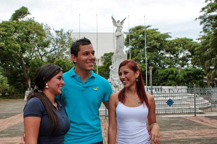 Paseo en Managua