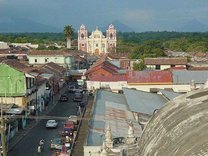 Vista de Leon