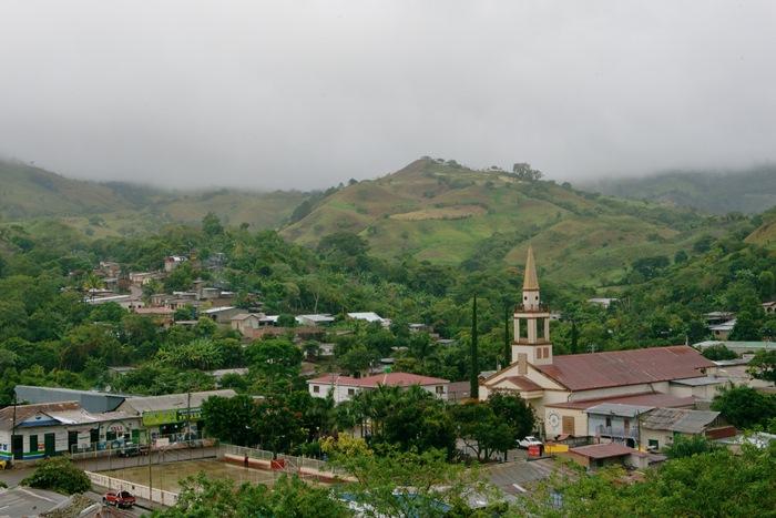 Vista Panoramica Yalí