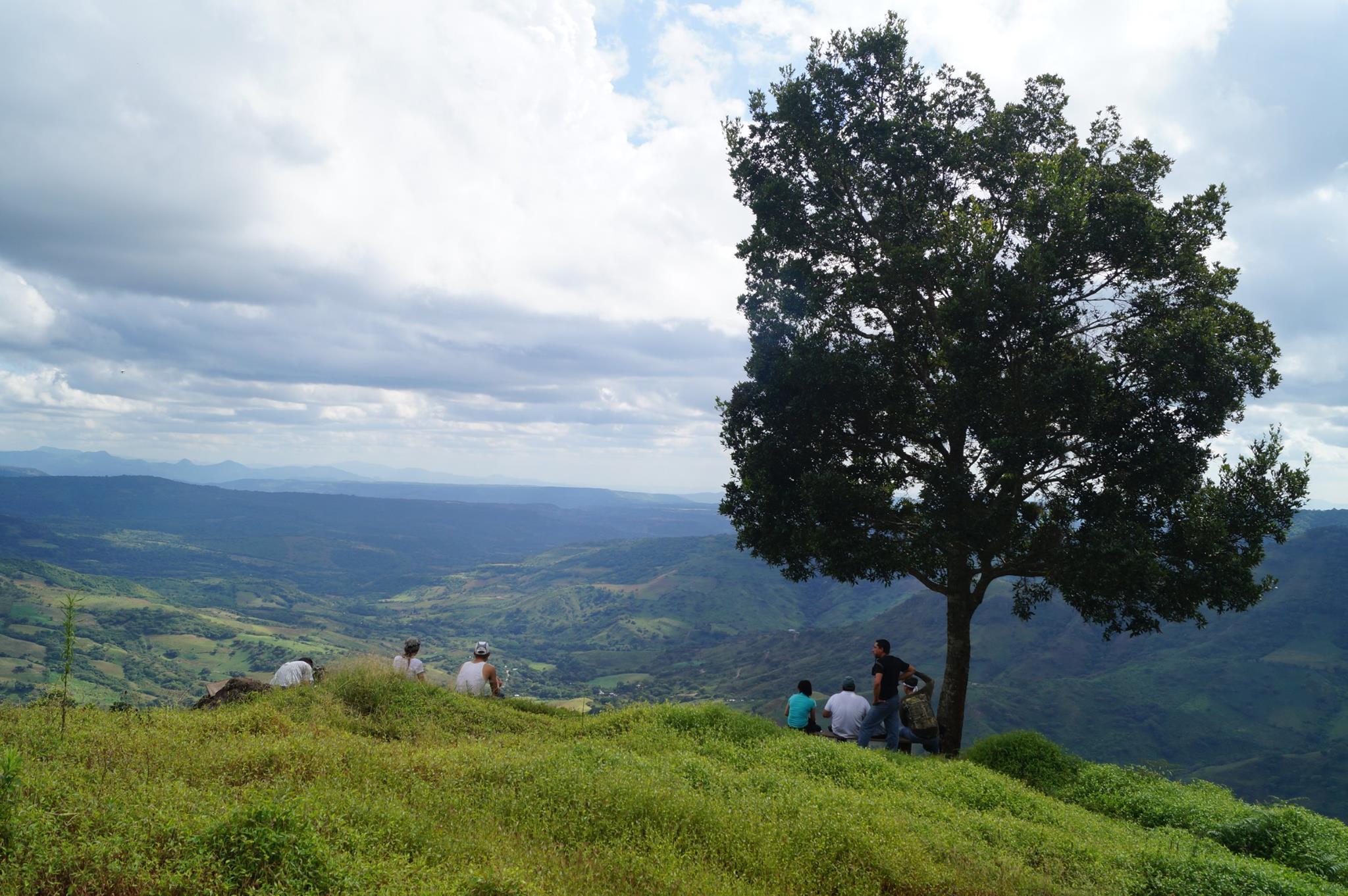 cerro volcan yali