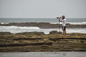 Fotografo en Playa Popoyo
