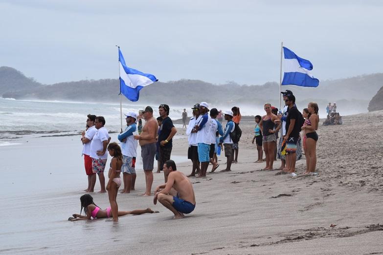 Es una de las playas más visitadas por turistas nacionales y extranjeros.
