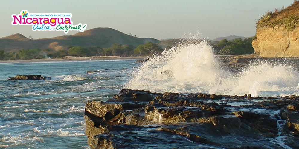 Playa Aposentillo-Chinandega