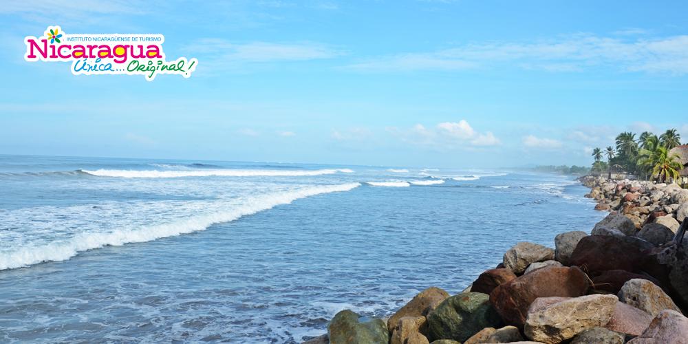 Playa Jiquilillo-Chinandega