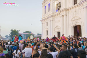 Catedral de Leon Griteria Chiquita