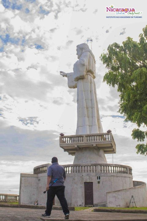 Vista desde Cristo de la Misericordia