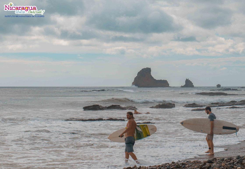 Playa-Maderas
