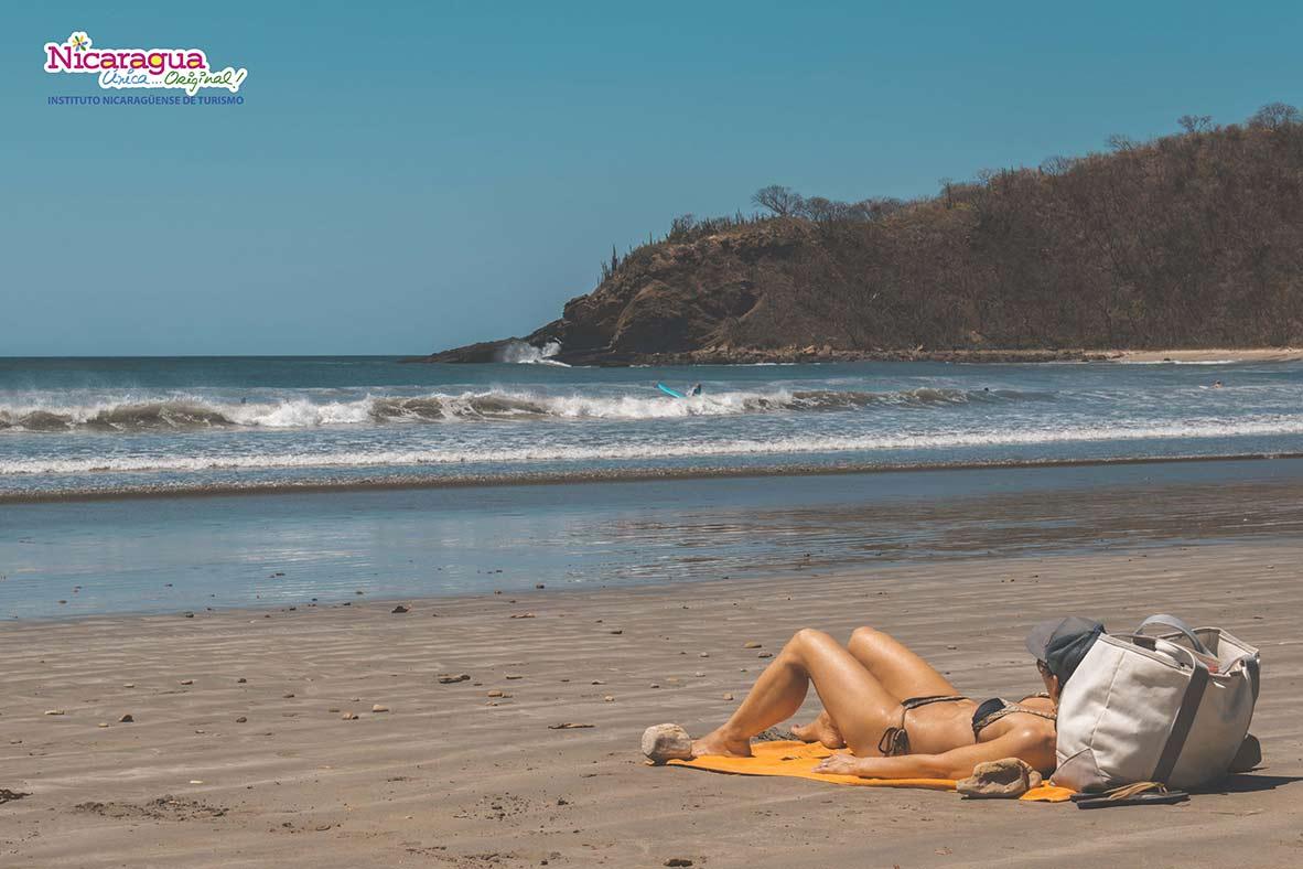 Playa Remanso Nicaragua