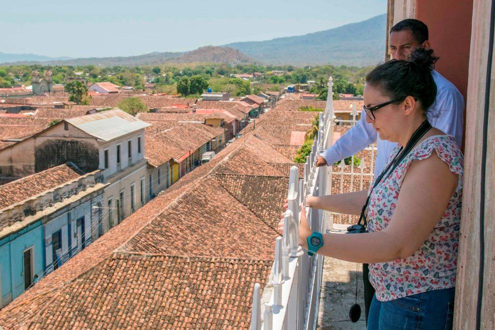 La colonial Granada