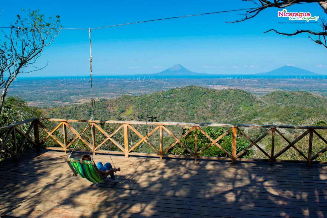 Parque de Aventuras Las Nubes, Rivas