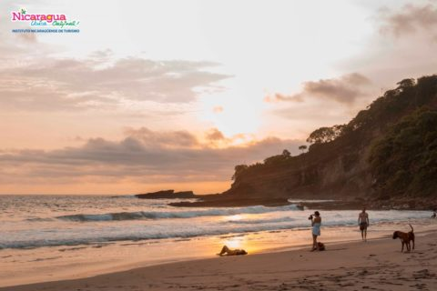 Playa Maderas, Rivas