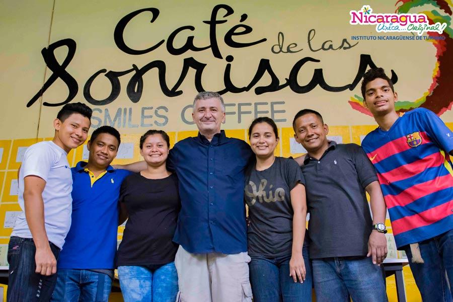 Café Sonrisa