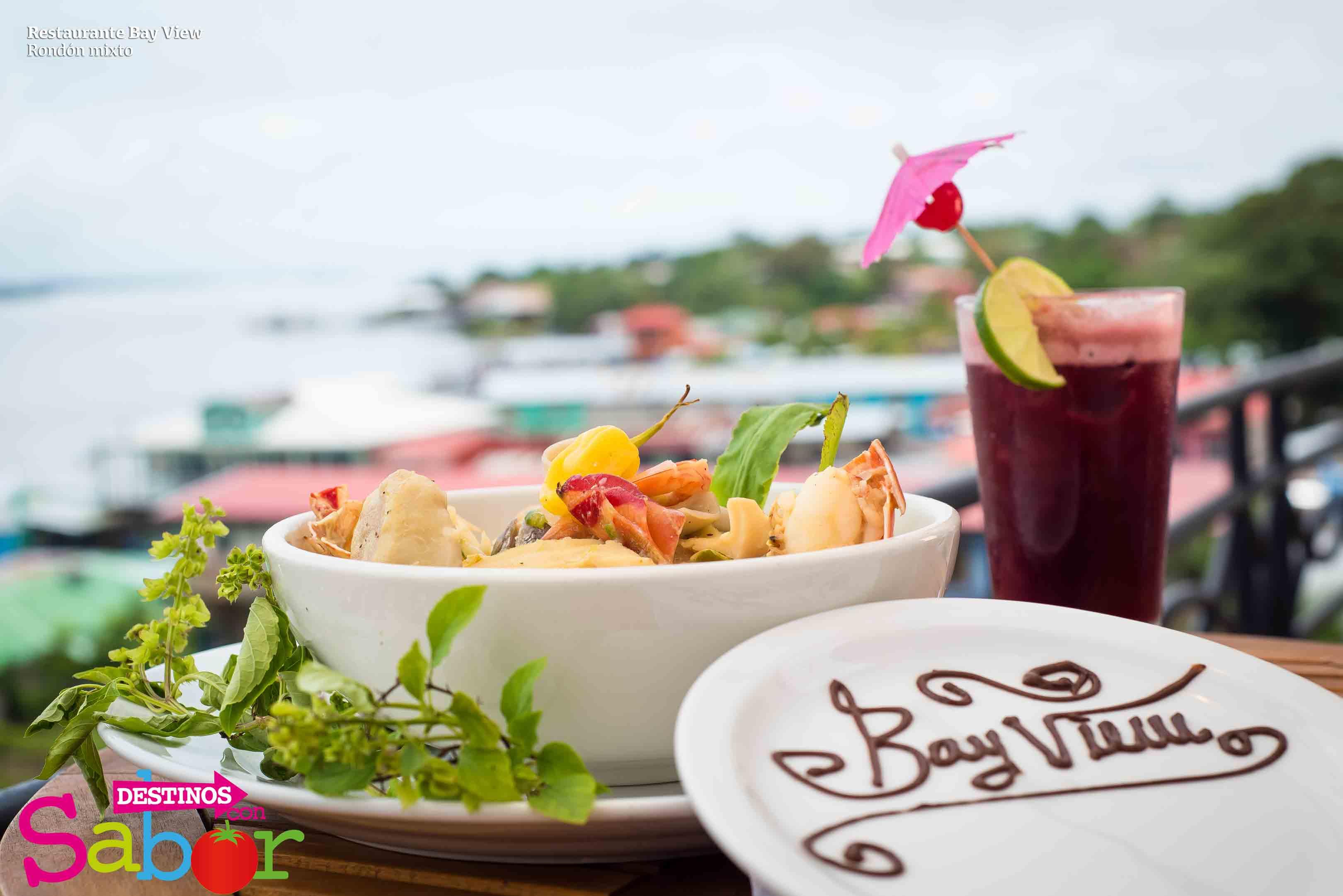 Gastronomía, Bluefields