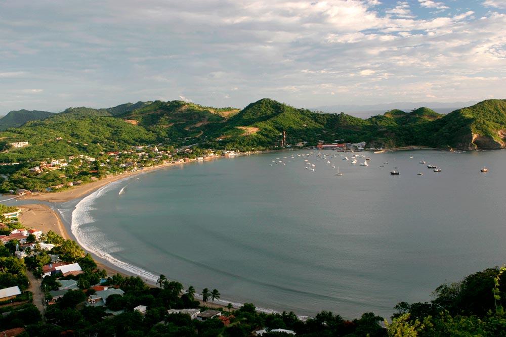 Bahía San Juan del Sur