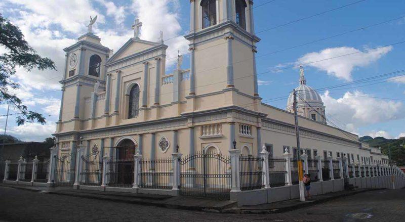 Iglesia San Rafael Arcangel- Jinotega