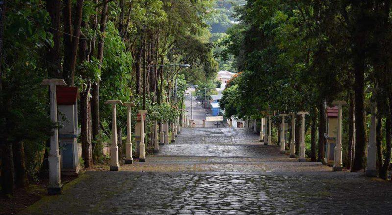 Santuario de El Tepeyac- Jinotega