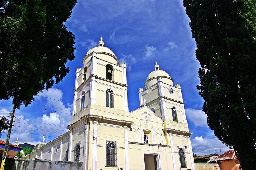 Iglesia Jinotega