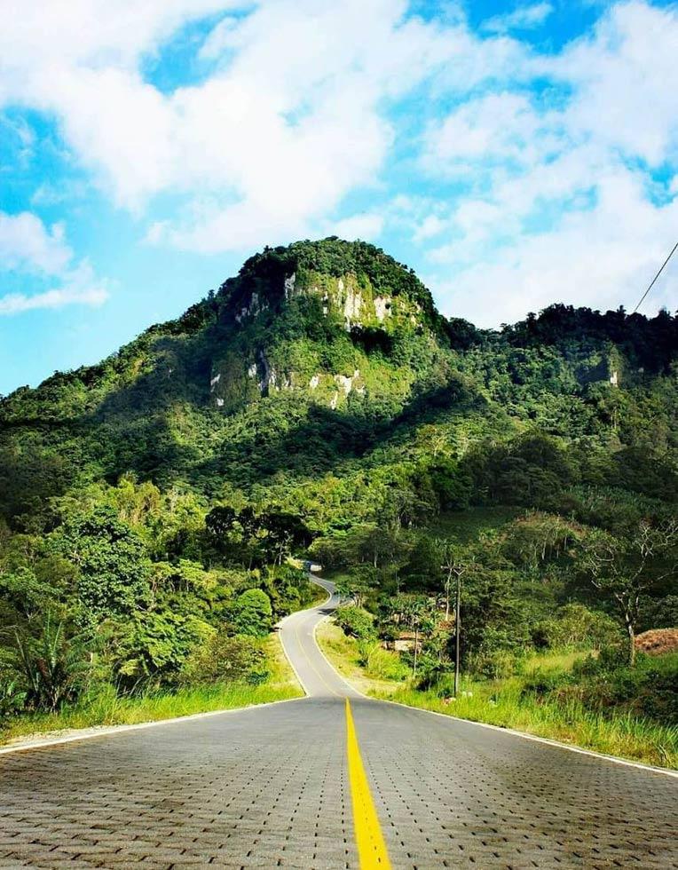 Carretera-Jinotega