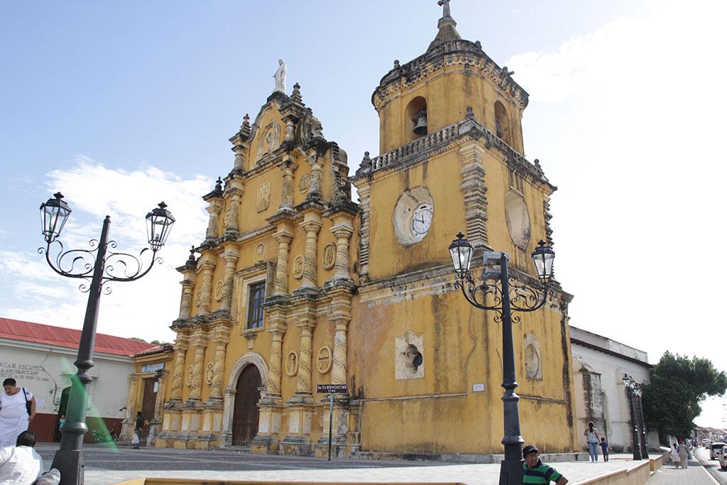 Iglesia-Recolección-León