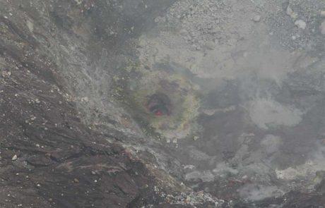 Volcan Telica-León