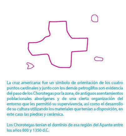 Cruz americana-Managua
