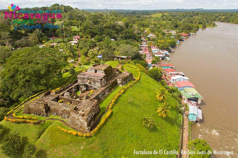 El-Castillo-Rio San Juan-Nicaragua