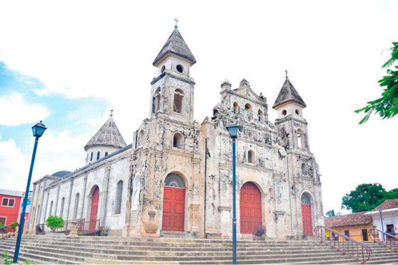 Iglesia-Guadalupe-Granada-Nicaragua