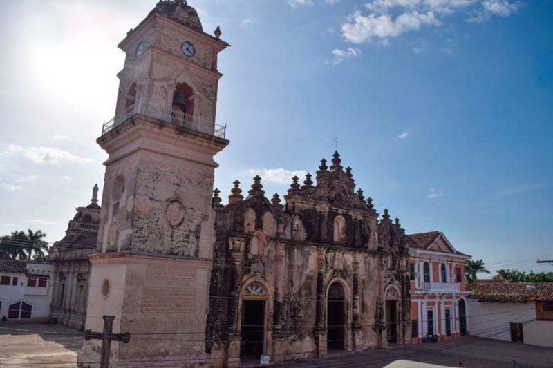 Iglesia-la-Merced-Granada-Nicaragua