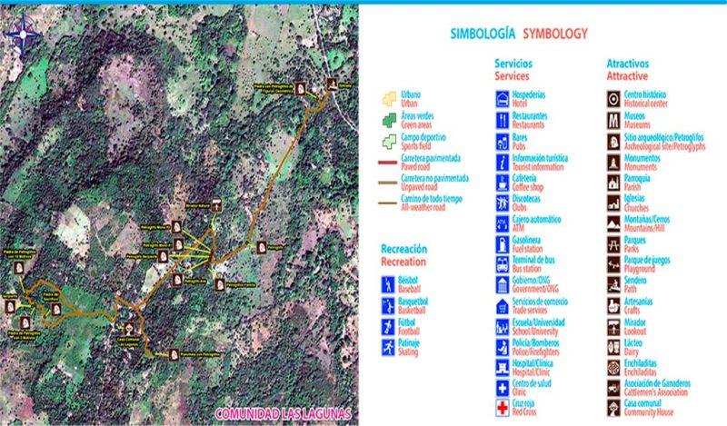 Las-Lagunas-Piedras-Pintadas-Chontales