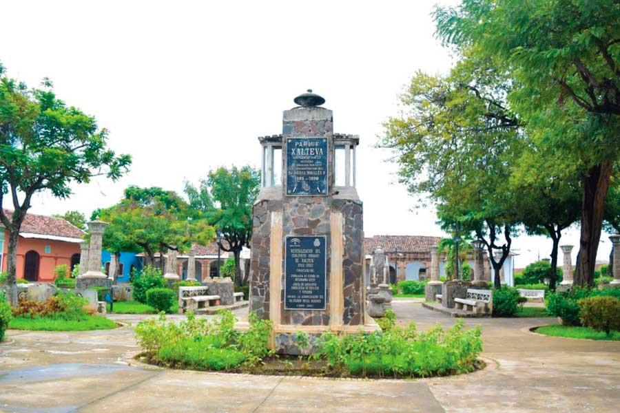 Parque-Xalteava-Granada-Nicaragua