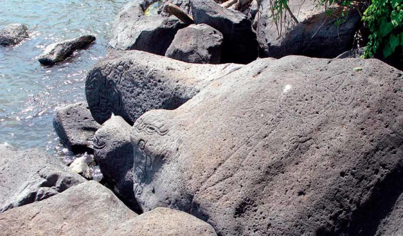 Petroglifos-Ometepe
