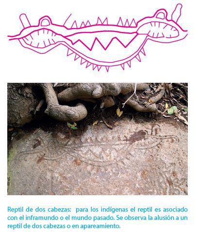 La Poza del Danto-Managua-Petroglifo-Nicaragua