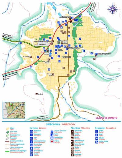Somoto_Urbano-Mapa