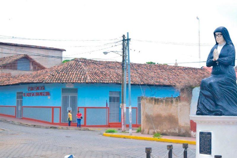 casa-natal-Sor-Maria-Romero-Granada-Nicaragua
