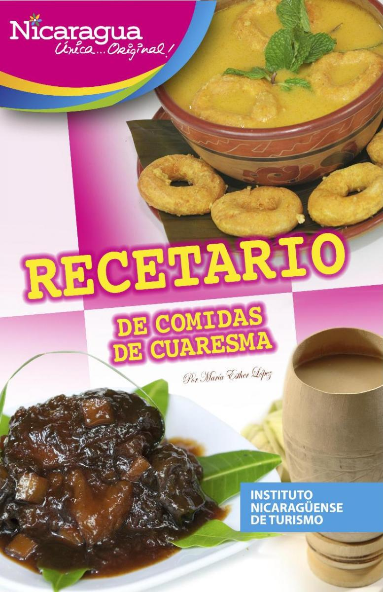 recetario comidas de cuarezma