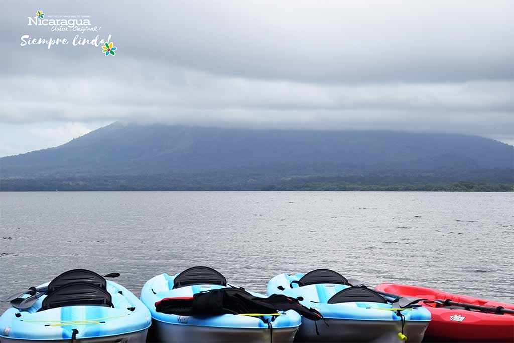 kayak--ometepe